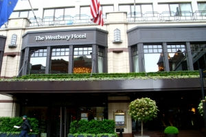 Westbury Hotel Dublin / Ireland 